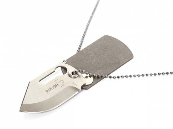Böker Böker Dog Tag Knife