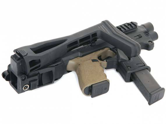 CAA Tactical CAA Tactical Micro Roni G19/23