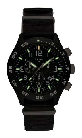 Traser Traser H3 P6704 Officer Chronograph Pro