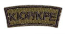 Bundesheer Patch KIOP/KPE