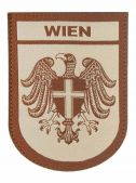 Clawgear Shield Patch Wien