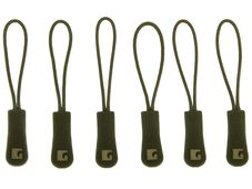Clawgear Zipper Puller Large 6-Pack