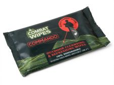 Combat Wipes Commando leansing and Refreshing Wipes
