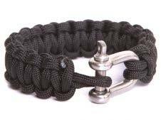 Mandrill Outdoor Paracord Bracelet with D-ring