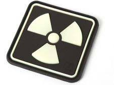 JTG PVC Patch Radioactive
