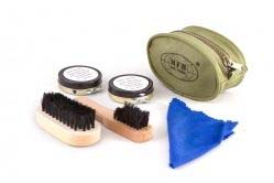 MFH Shoe polish kit