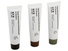 MFH camouflage make-up set, 3 colors