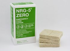 Emergency Food Compact Ration NRG-5® ZERO
