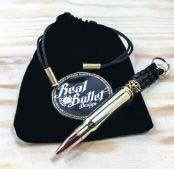 Real Bullet Design Key Chain .308WIN