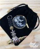 Real Bullet Design Key Chain Captain 5.56NATO