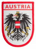 STEINADLER National Badge AUSTRIA woven