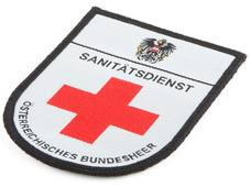 STEINADLER Sanitätsdienst Patch