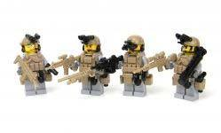 Toy Commandos Army Rangers Team
