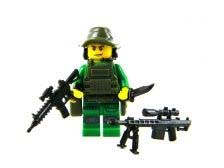 Toy Commandos Jungle Sniper