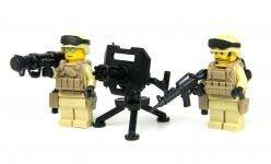 Toy Commandos Perimeter Security Soldaten
