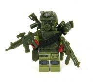 Toy Commandos Special Forces Commando