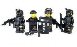Toy Commandos SWAT Team Extreme