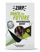 ZIRP grasshopper freeze-dried